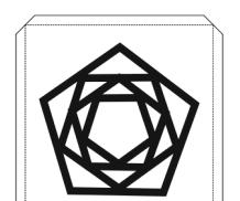 Tea Lanterns Using Inkscape / Pepakura