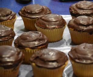 Jaffa Cupcakes (American Version)