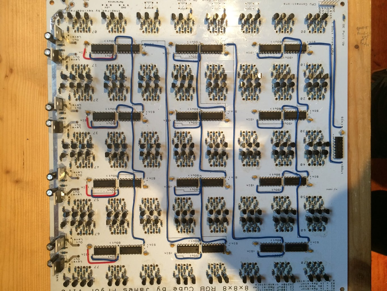 Onto the Electronics