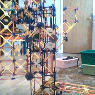 Knex Automatic Drawbridge Element