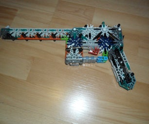 K'nex Mauser C96 Replica Instructions