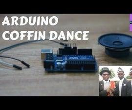 Arduino-Coffin-Dance-Theme