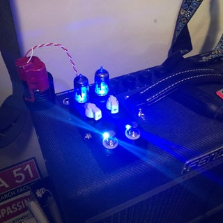 The Valve Caster 2.0: Tube Boost and Overdrive