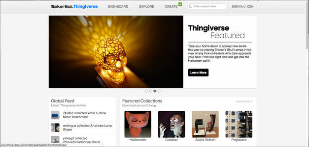 Thingaverse.com
