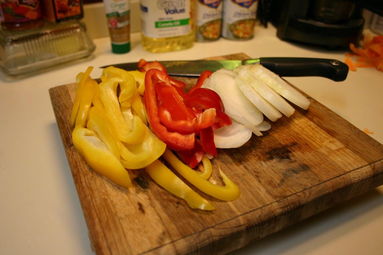 Prepare Thyself...err...thy Ingredients.