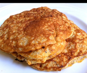 How to Make Healthy, Gluten Free, Flourless Pancakes