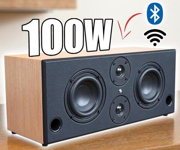 WiFi / Bluetooth 5.0 Stereo Speaker Boombox
