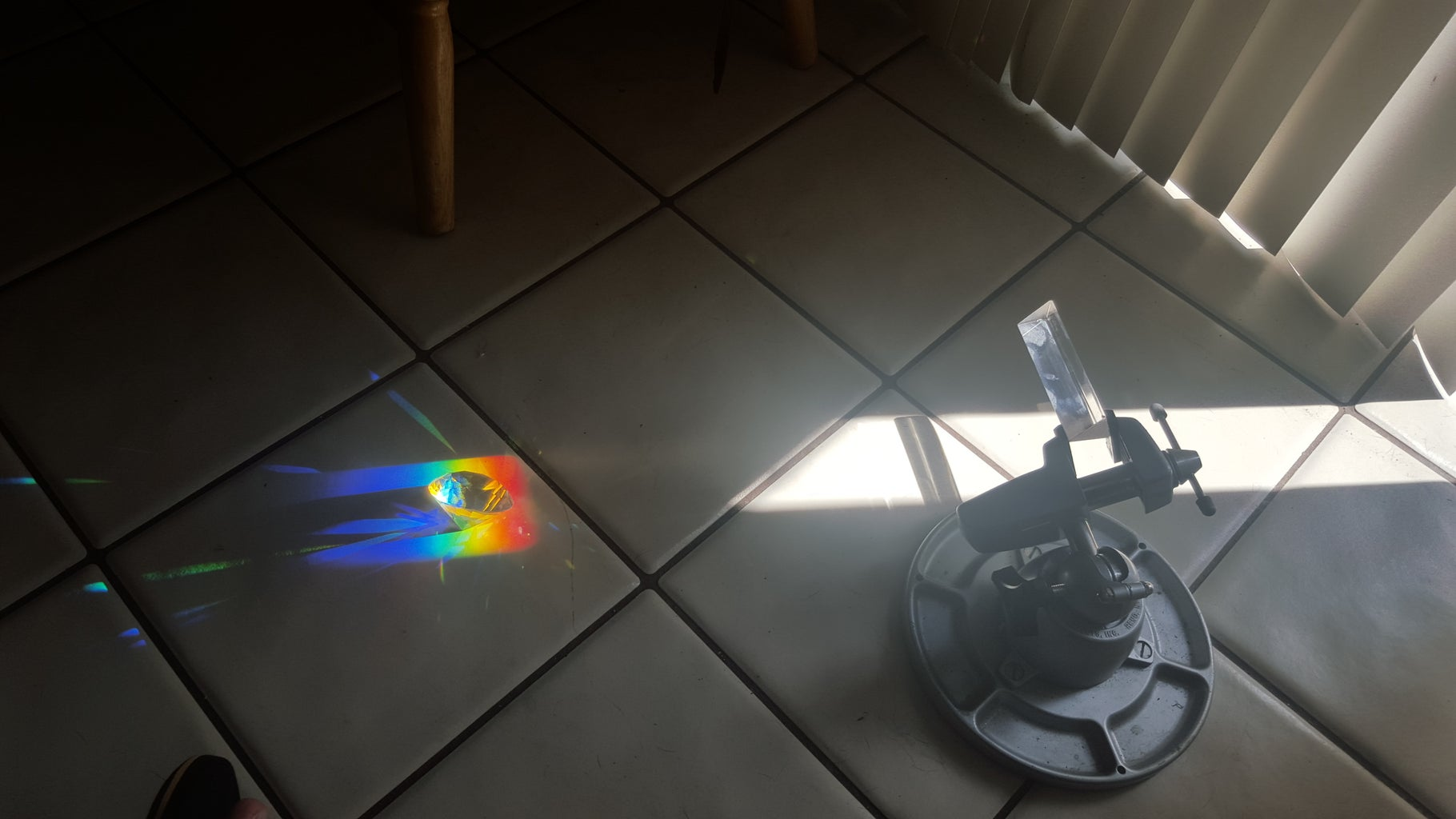 Step 3: Deconstruct the Rainbow!