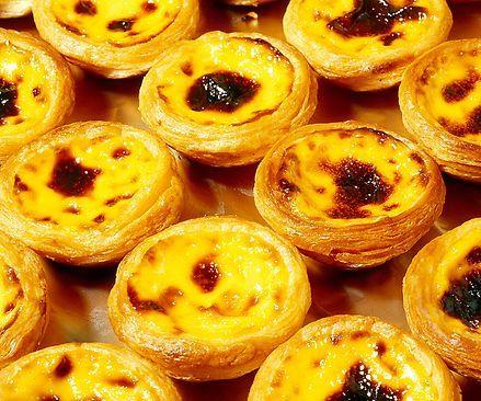 How to Make Portuguese Egg Tarts