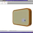 Design an MP3 Amplifier using Autodesk Inventor