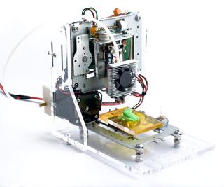 EWaste 60$ 3DPrinter