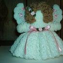 Yarn Angel Doll