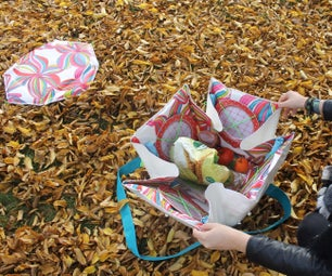 Cooling Picknickbox/ Table