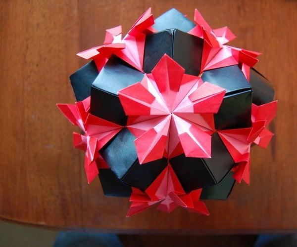 Origami Ball - Kusudame