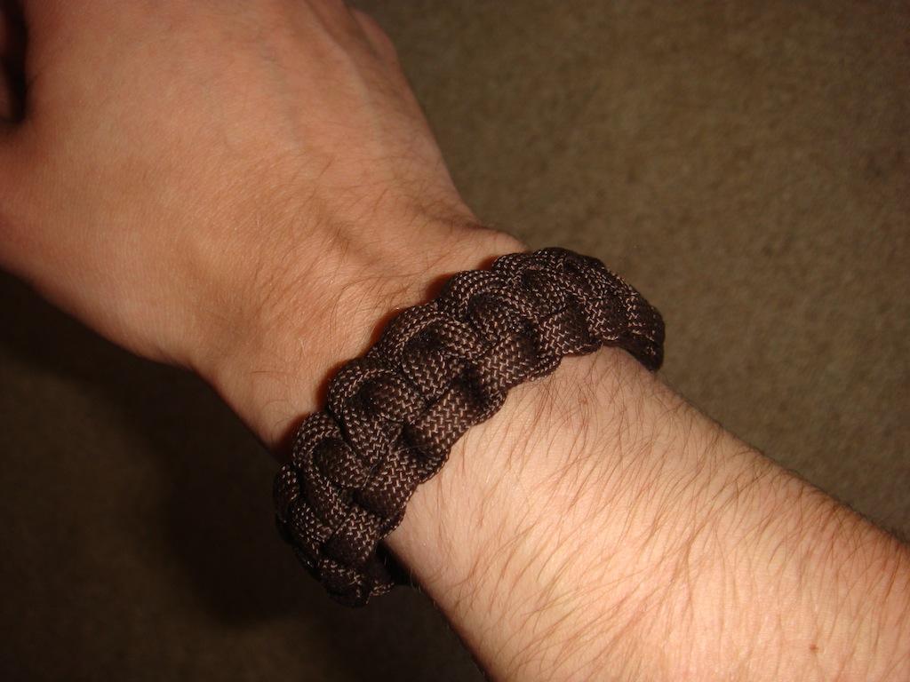 Endless Paracord Bracelet