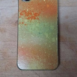 Add a Splash of Colour to Your Phone!