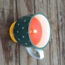 How To: Teacup Candle From Old Wax