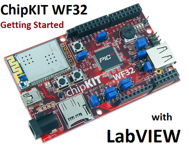 Download and Install LabVIEW and LINX