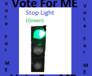 The Remote Controlled Stop Light