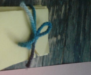 Pop-Out Bookmark