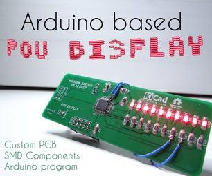 Simple Arduino Based POV Display