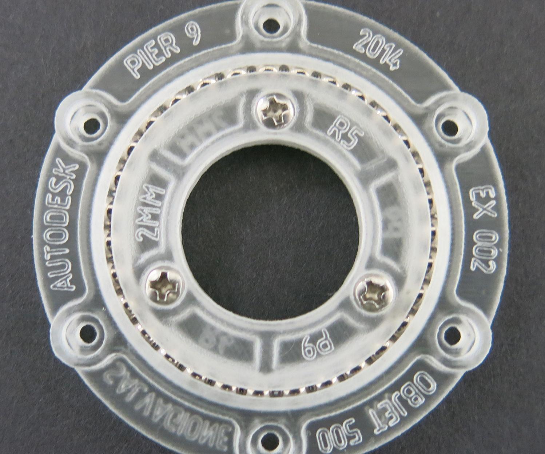 3d Printed Bearing