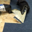 Removing Glued Down Carpet