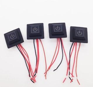 Batteries & Controller