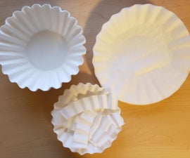 Exploring Gravity and Air Resistance With Coffee Filters