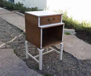 Antiqued Night Stands