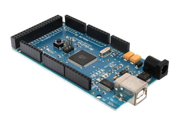 Arduino Mega Intro