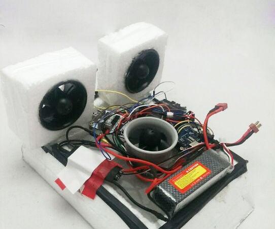 Arduino RC Hovercraft
