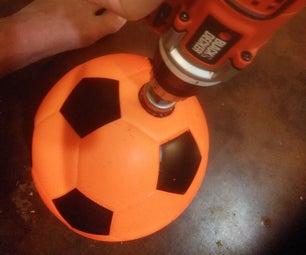 MP3 Foam Soccer Ball for the Blind