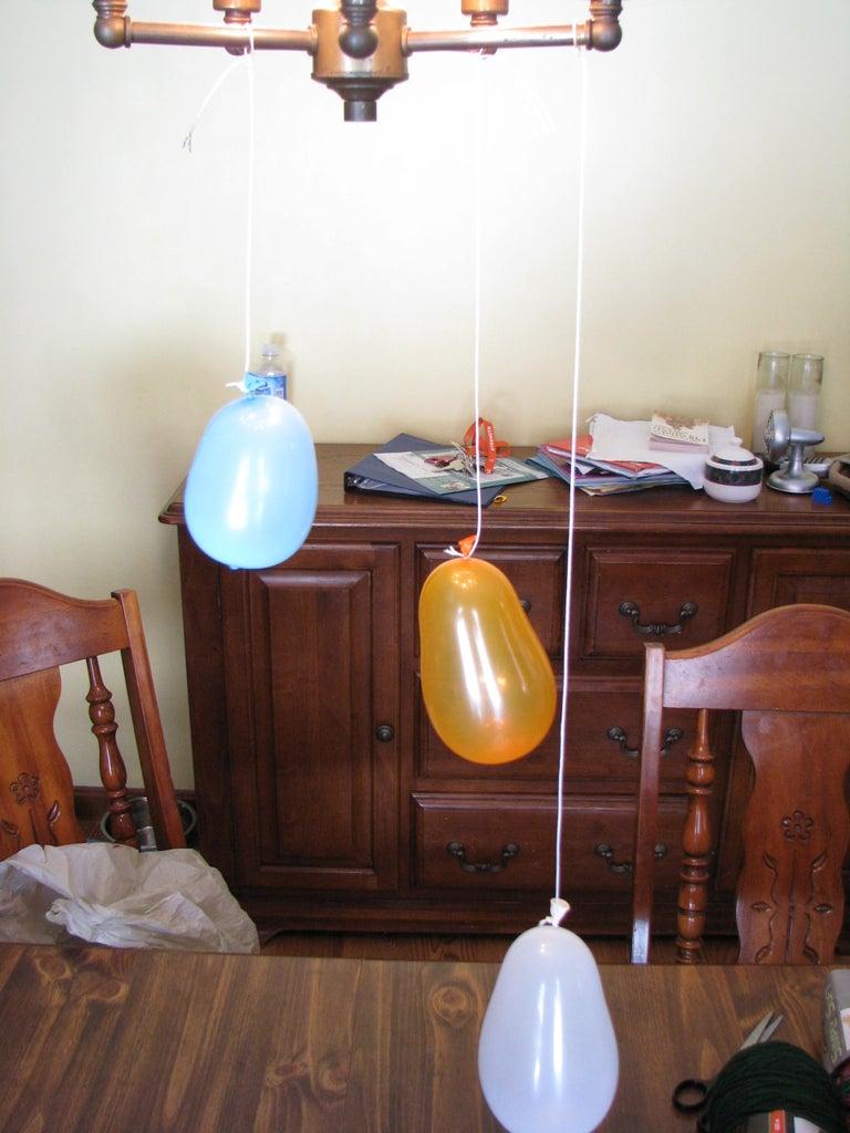 Hang Balloons