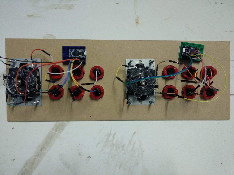 Control Module Wiring