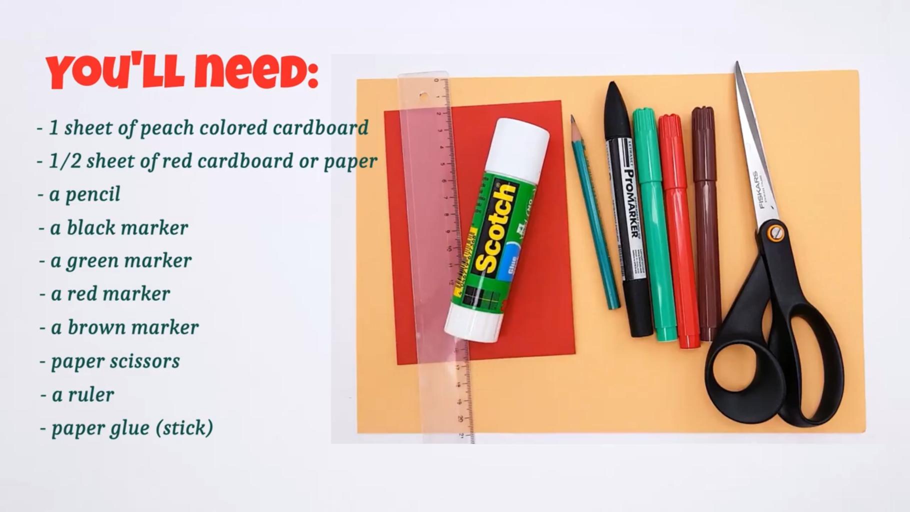 3D Pop Up Card for Mother | Helppo 3D-Äitienpäiväkortti