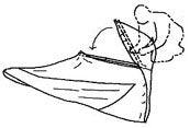 Folding Your Sail