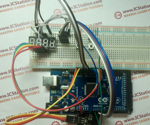 Self-setting Digital Plate Counter Based on ICStation ATMEGA2560
