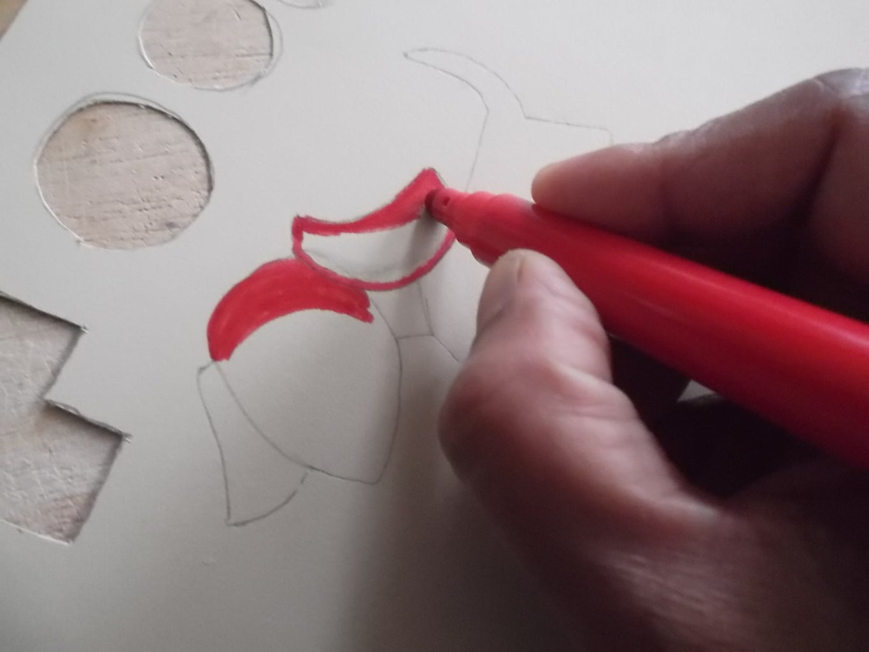Peace Love Adopt Hand Drawn Art