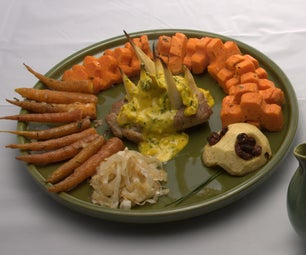 Eerily Delicious Halloween Dinner