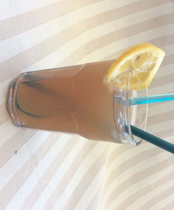 Real Delicious Iced Tea.
