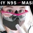 DIY N95 Type Mask