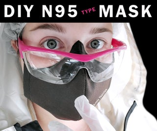 DIY N95 Type Mask