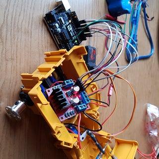 Decoding RC Signals Using Arduino