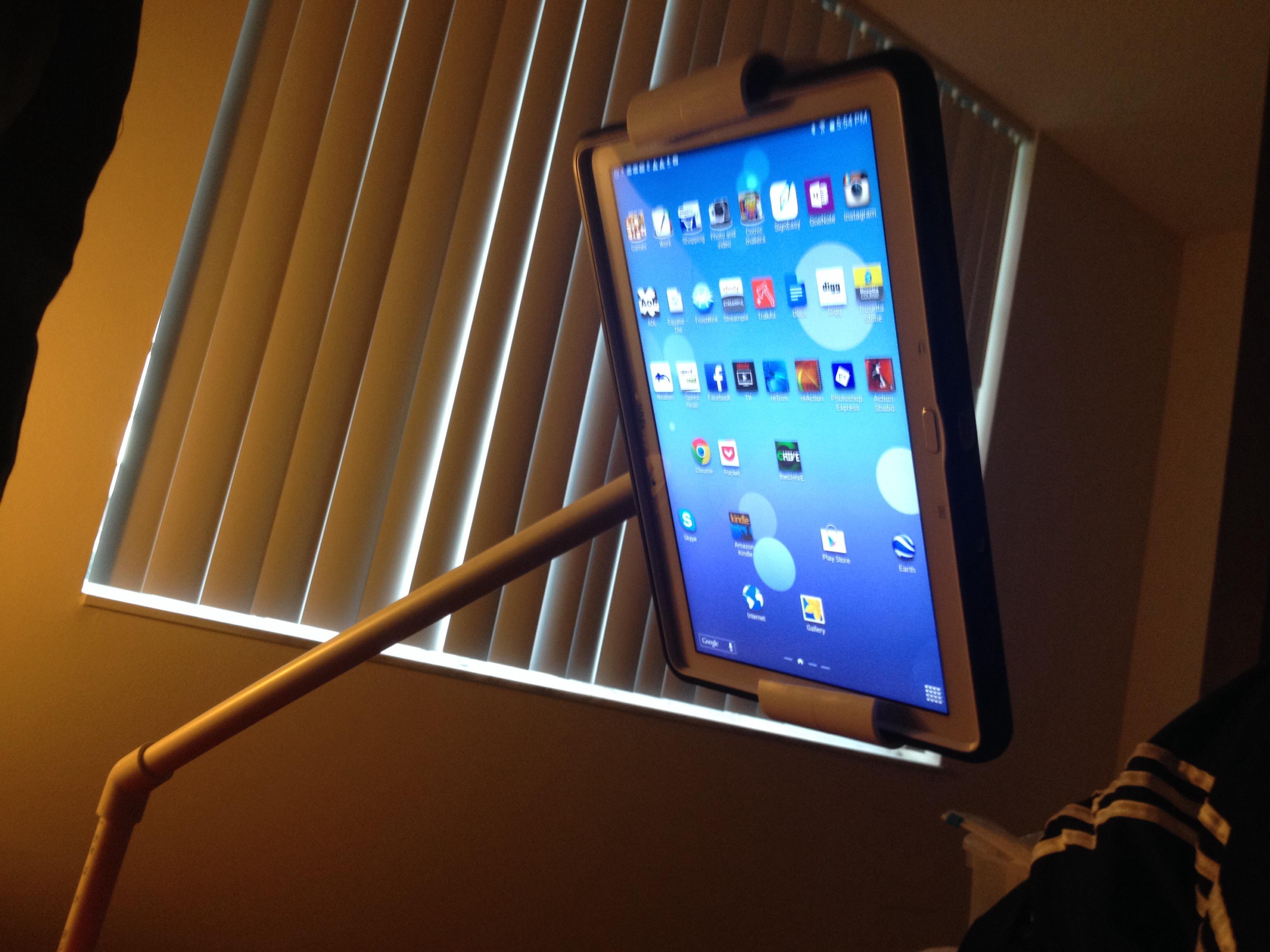 Bed Tablet Holder