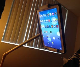 Bed Tablet Holder