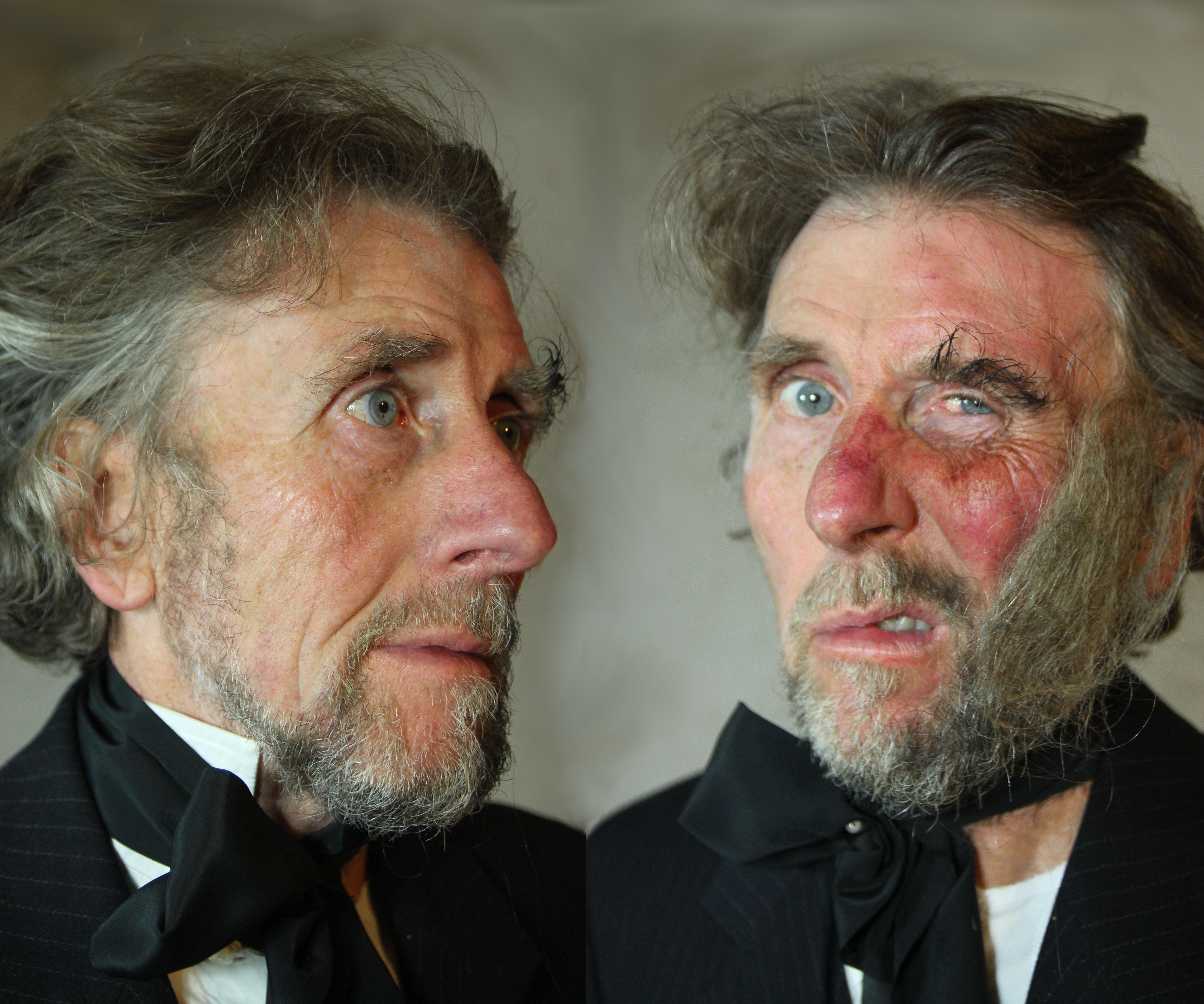 DR JEKYLL & MR HYDE COSTUME