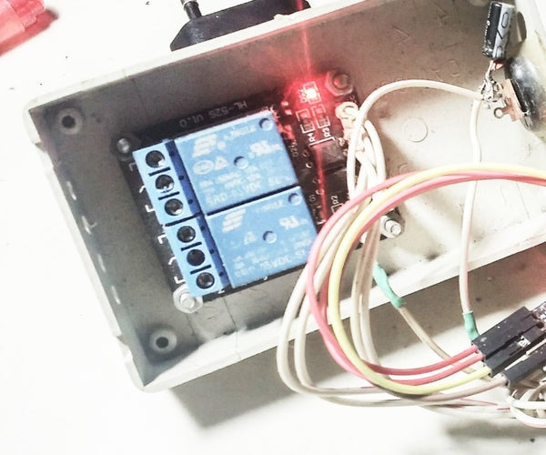 Control Relay With Arduino and Sim900A by Using Mobile Phone SMS