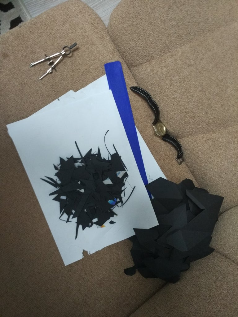 Transferring of Papercraft Scheme to the Thick Paper