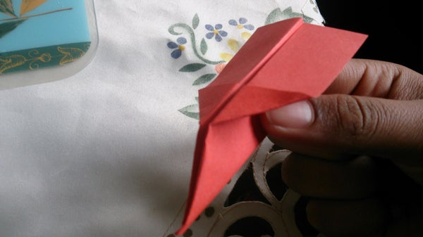 Easy and Quick to Make Paperplane